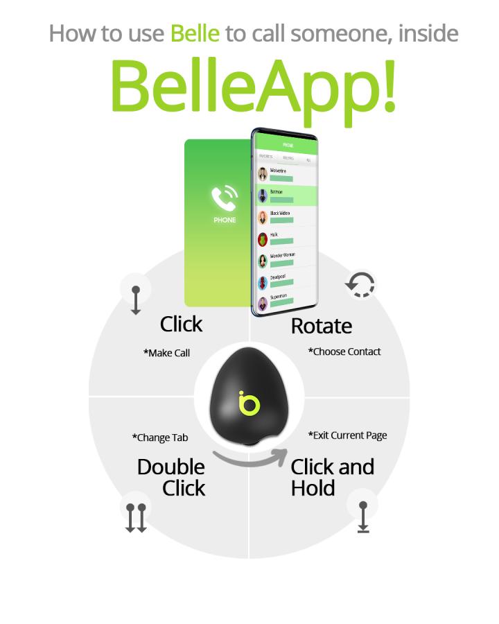 BelleApp_Call_Gray
